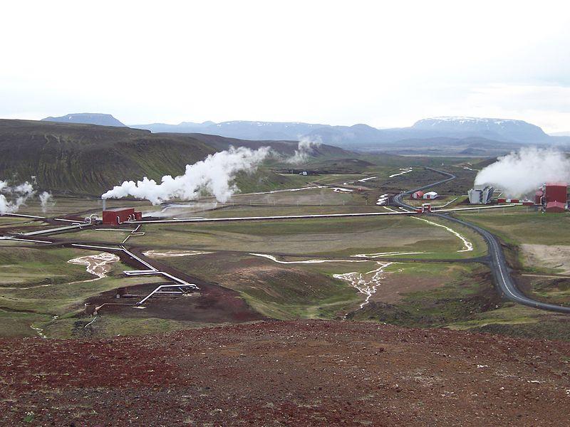 Krafla Geothermal Station_Src_Mike Schiraldi