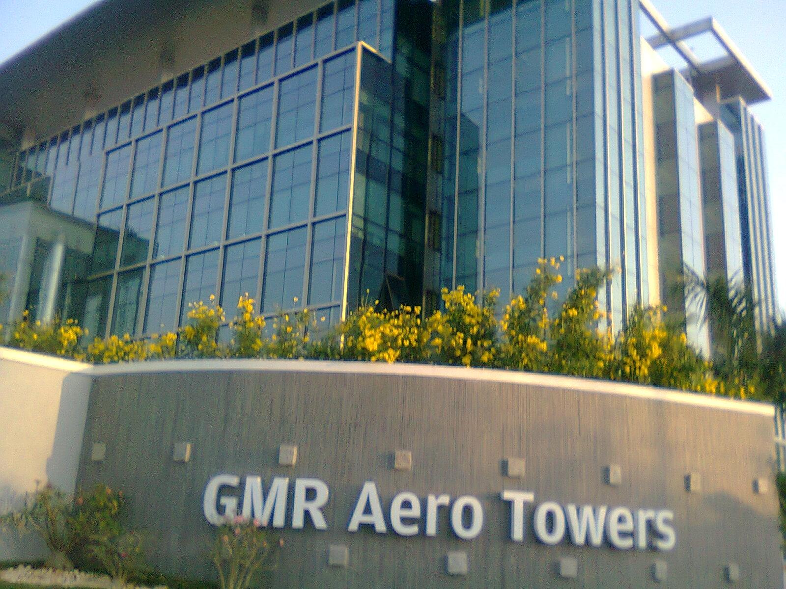 GMR aero tower_Green Building_Pic taken by Shailesh