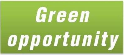 Green opportunity