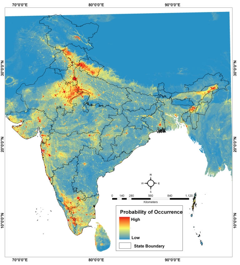 Common Bird Monitoring of India – A short report on the 4 common ...